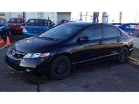 2010 Honda Civic Si Sedan 6 Speed Manual Sunroof Sport Seats