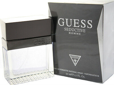 Guess Seductive By Guess 1.7 Oz Edt Spray For Men In Box