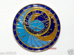Prague Astronomical Clocks - Copper Finish - New Unactivated Geocoin