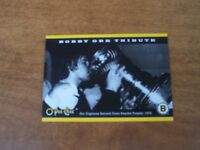 BOBBY ORR TRIBUTE HOCKEY CARD
