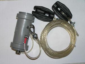 Dipol Antenne für den 27 Mhz Bereich