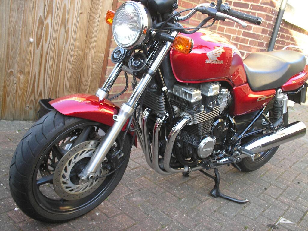 Honda CB750 F2 1998 Red