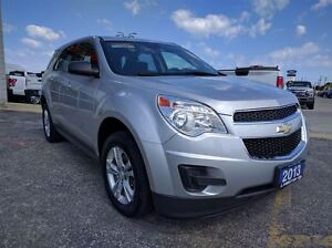 2013 Chevrolet Equinox LS GREAT VALUE One Local Owner*SOLD*