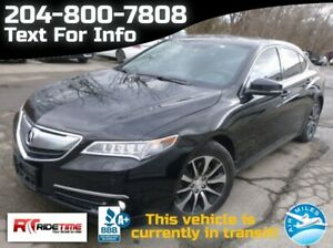 2015 Acura TLX SH-AWD V6 Elite - FULLY LOADED