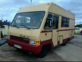 Wanted motorhome any condition