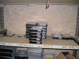 PC Hard drives IDE, Laptop & Desktop