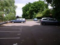 Secured car parking space in South Wimbledon, SW19 3BJ