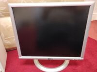 Dell PC Monitor. USB port. Collect today cheap