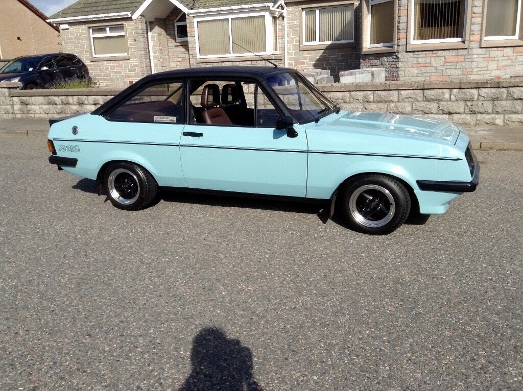 Mk2 ESCORT RS2000 | in Buckie, Moray | Gumtree