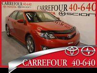 2012 Toyota Camry SE 4Cyl. Navigation+Demarreur a Distance