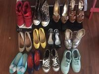 Shoes for sale! Moving sale! Coach Nike Guess