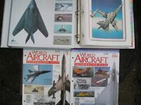 WORLD AIRCRAFT INFORMATION FILES-all topics,photos diagrams,pics,articles-fullset+folders and video
