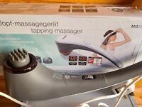Used Like New Beurer MG55 Tapping Massager