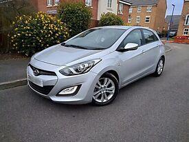 2013 Hyundai/kia i30 - 1 Owner - Full Service History - £30 TAX
