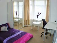New Year New Home - Large Double Room wef 2nd Jan 17