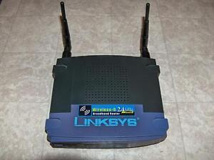 Router Linksys WRT54G ver. 2 with Tomato