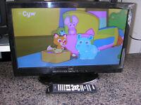 "ALBA 22"" LCD TV"