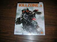 KILL ZONE 3 GAME GUIDE SEALED