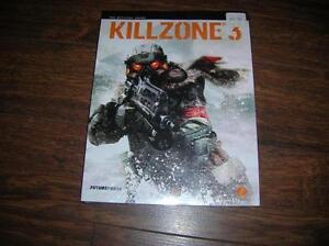 KILL ZONE 3 GAME GUIDE SEALED WILL TRADE