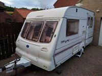 Bailey Pageant Majestic 50th Edition Caravan 1998 2 berth Lovely Clean Condition