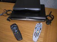 SKY HD Plus box and SKY HD Player box £20
