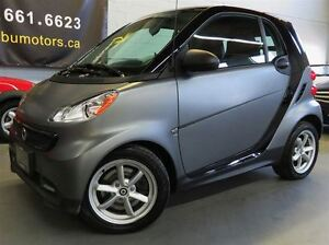 2015 smart fortwo passion NAVIGATION  HEATED SEATS, ALLOY WHEELS