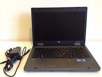 """HP ProBook 6460b - 14"""" - Core i3-2350M - Win 7 Pro 64-bit 4GB RAM - 320 GB HDD Business Laptop"""