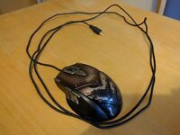 Steelseries Cataclysm MMO gaming mouse