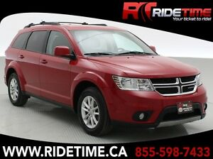 2013 Dodge Journey SXT - DVD, 7 Passenger