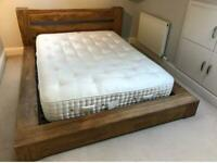 Raft Furniture Cube Bed - King Size (RRP £2038)