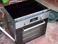 Candy Built in Oven and Electric Hob