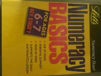 Numeracy Basics kids workbook