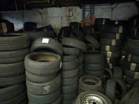 *** Wholesale Part Worn Tyres For Sale 100 for £700