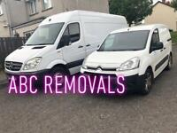 Man with a van 🚚 ABC Removals