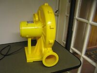 blower for bouncing castle unused still in there box NEW.