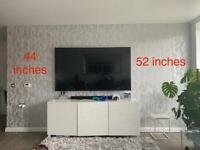 Tv wall mounting/ Tv installation