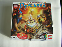Lego Ramses Pyramid Game, Complete set includes all pieces, instructions & rules