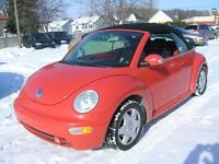 Volkswagen Cabriolet New Beetle GLS 2004