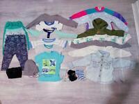 Baby boy clothes bundle 6-9 months 68-74cm