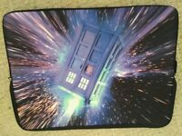 Doctor Who Laptop Case