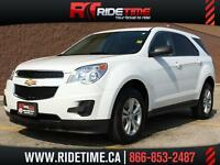 2015 Chevrolet Equinox LS AWD - Alloy Wheels, Power Windows