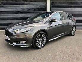 2016 FORD FOCUS 1.5 TDCI ST-LINE NOT FIESTA MONDEO AUDI A3 A4 CIVIC TYPE R ASTRA GTC VW GOLF LEON C4