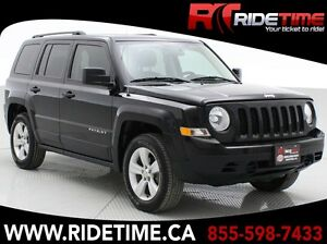 2016 Jeep Patriot Sport 4WD - Alloy Wheels ONLY $144 Bi-Weekly!