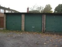 SAFE SECURE LOCK UP GARAGE - CHURCH ROAD SHELDON B26 3TS