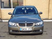 2006 BMW 320i SE NEW SHAPE E90 FULL HISTORY BARGAIN PRICE 1ST TO SEE WILL BUY - BE QUICK