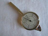 Vintage Map Measurer