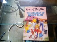 The children of willow Farm by Enid Blyton. Book.