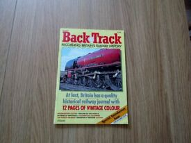 BackTrack Railway Magazine - Special Introductory Issue