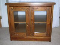 TV Cabinet - wood, hand made