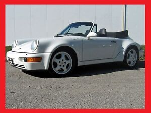 1992 Porsche 911 America Roadster+31K+Limited Edition